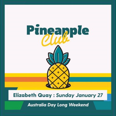 The Pineapple Club: Elizabeth Quay
