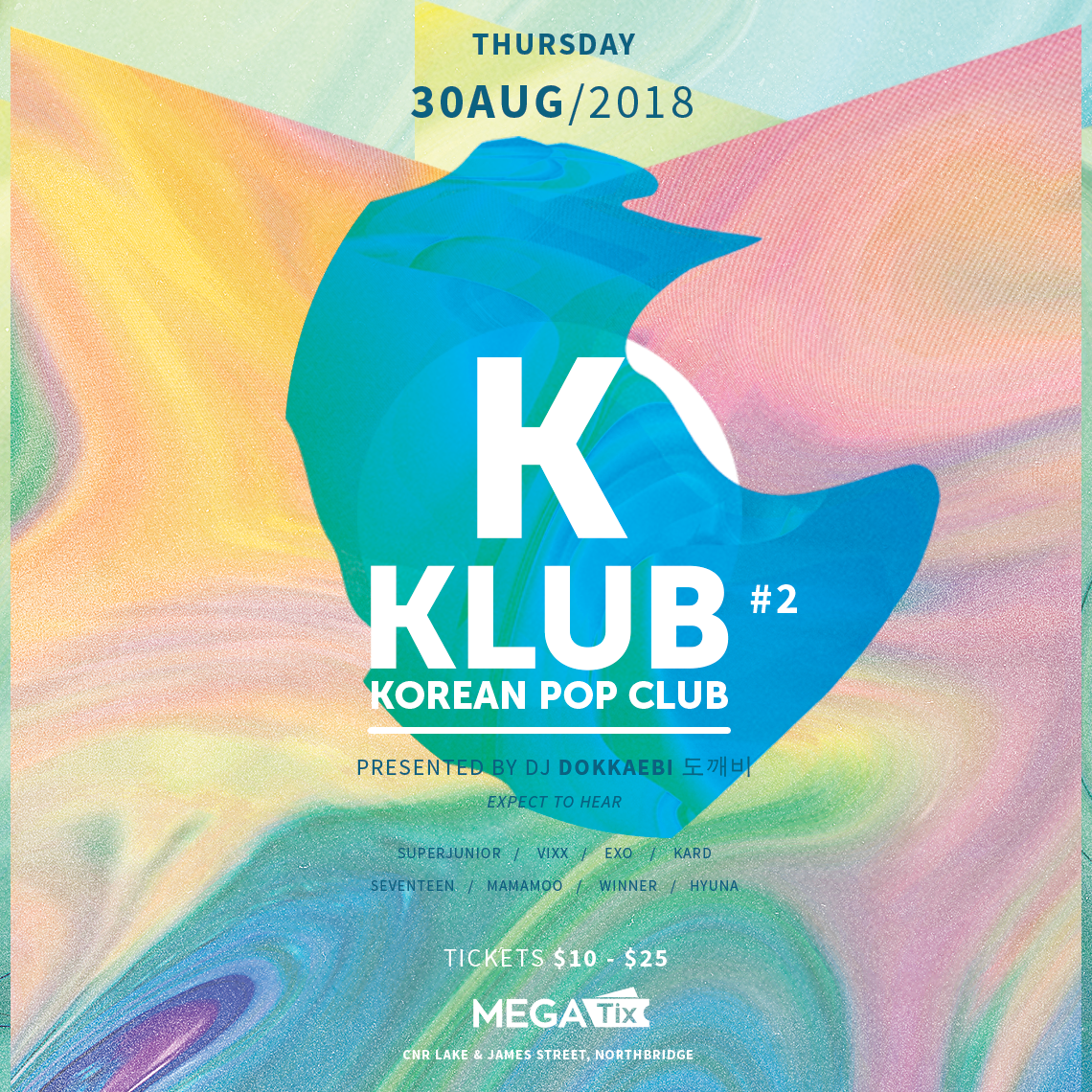K KLUB #2 - Korean Pop Klub
