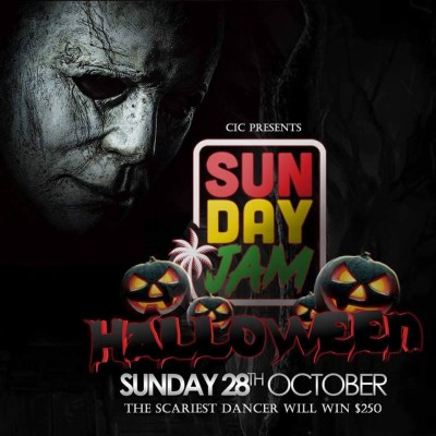 Sunday Jam - Halloween Party