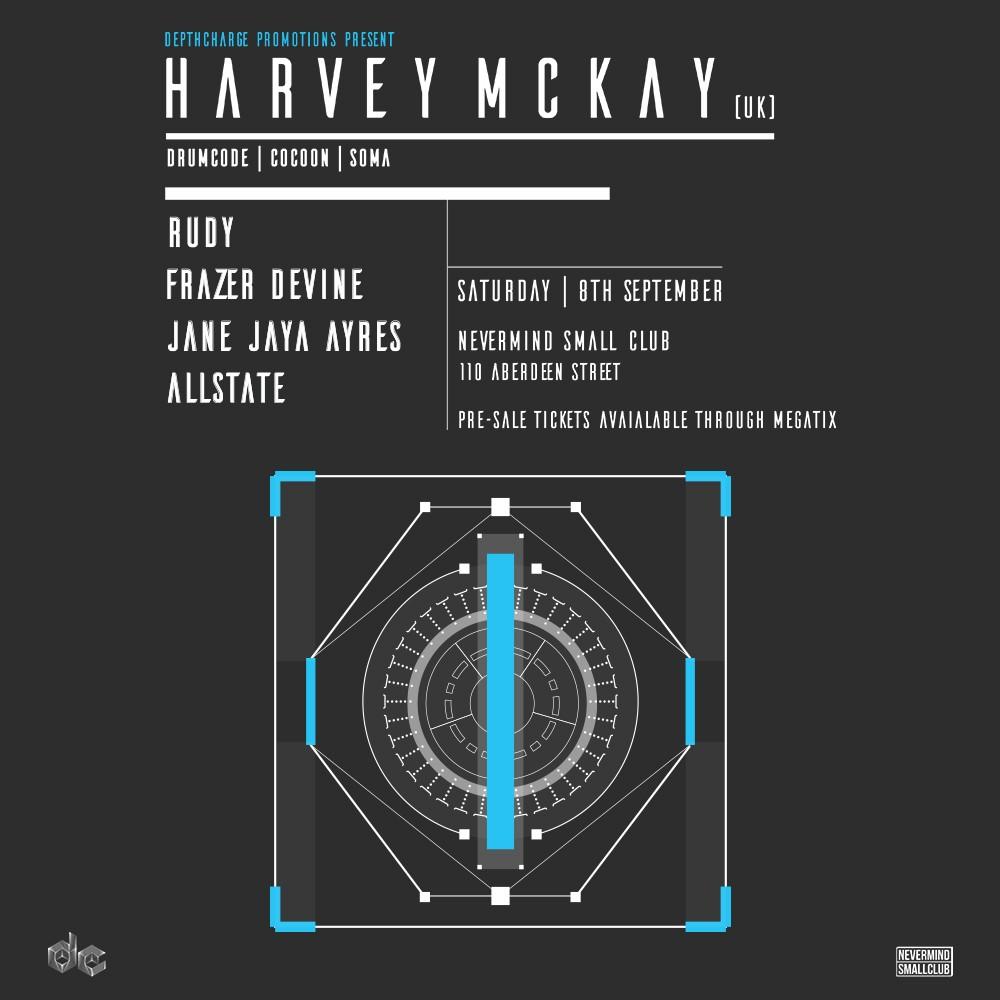 DC pres. HARVEY MCKAY [UK]