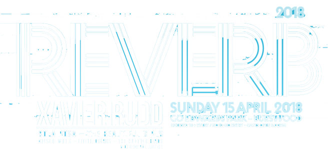 Reverb 2018 - Sunday 15th