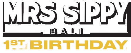 Mrs Sippy's 1st Birthday - Day 1