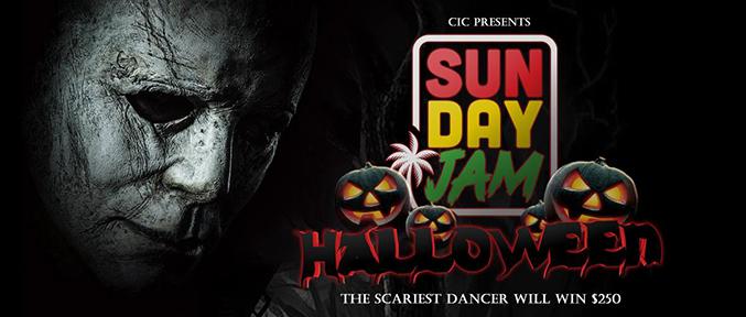 Sunday Jam - Halloween Party