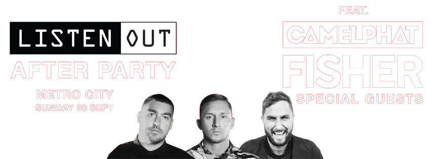 Official Listen Out After Party