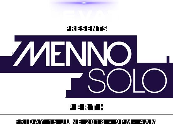 Elevate presents Menno Solo (7 hour set)