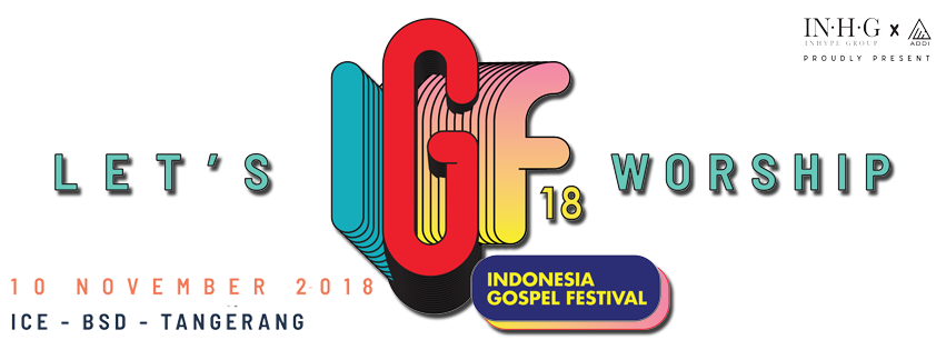 Indonesia Gospel Festival 2018