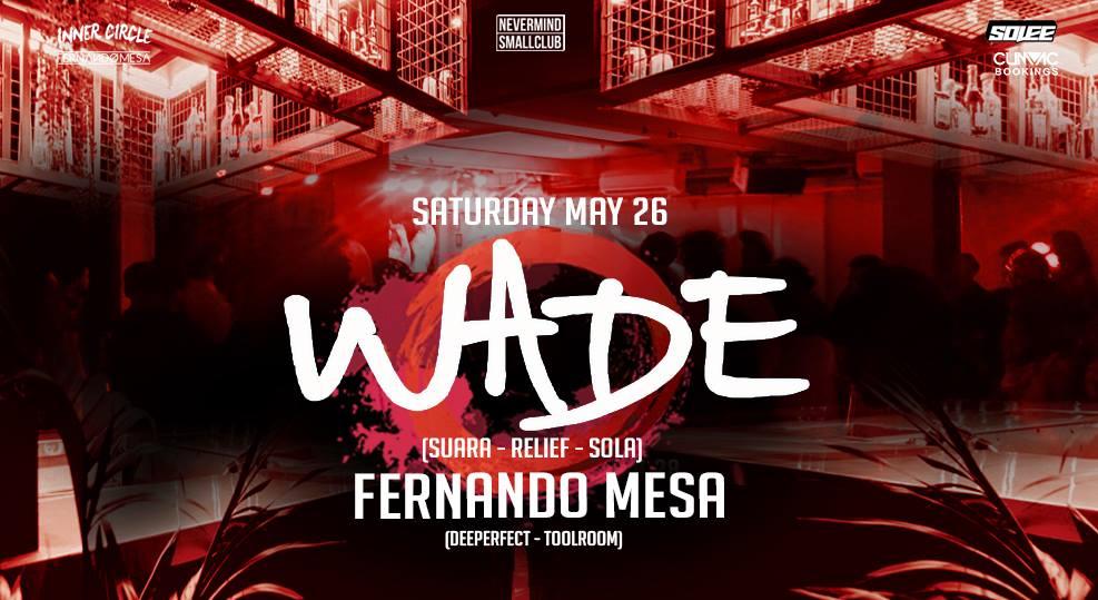 Inner Circle - WADE - Fernando Mesa