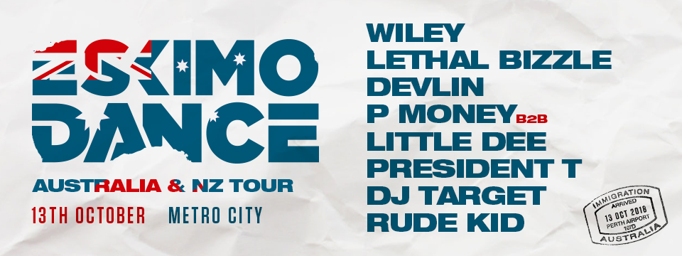 Eskimo Dance Perth ** CANCELLED **